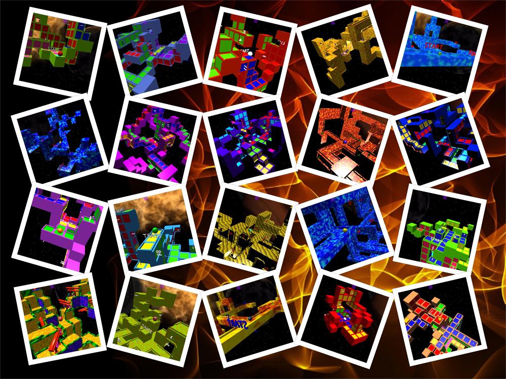 Perplexus Shadow Open WebGL 3D Game